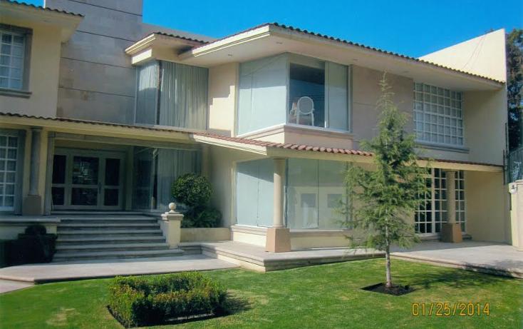 Foto de casa en venta en  , san carlos, metepec, méxico, 1462793 No. 01