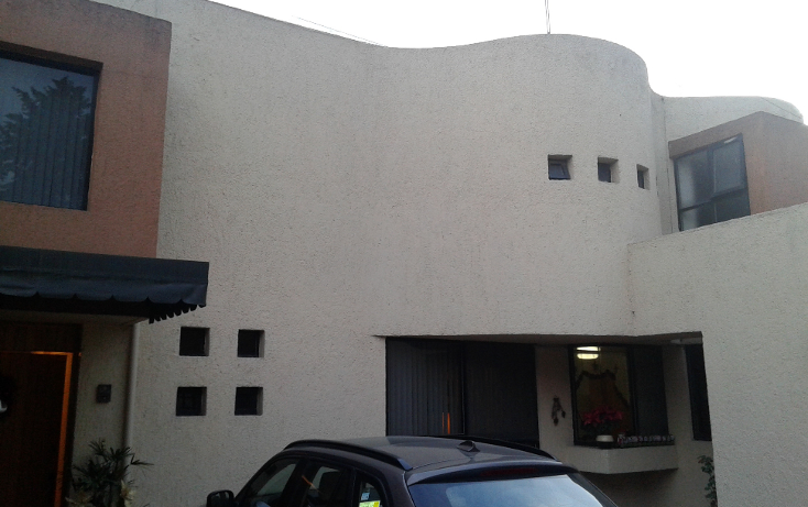 Foto de casa en venta en  , san carlos, metepec, méxico, 1639050 No. 01