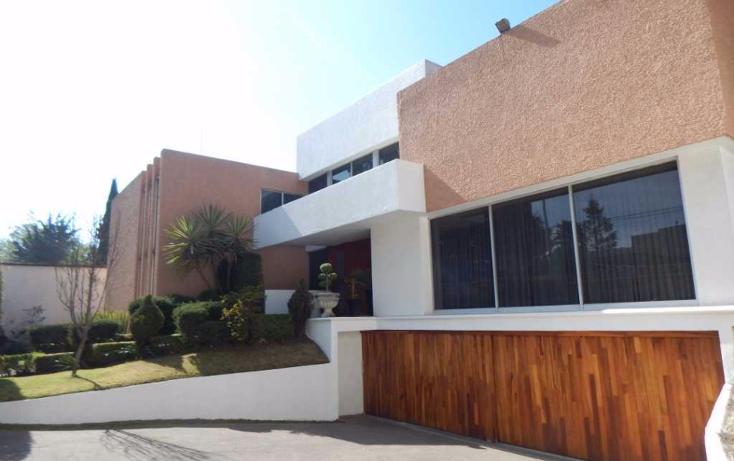 Foto de casa en venta en  , san carlos, metepec, méxico, 1682148 No. 01