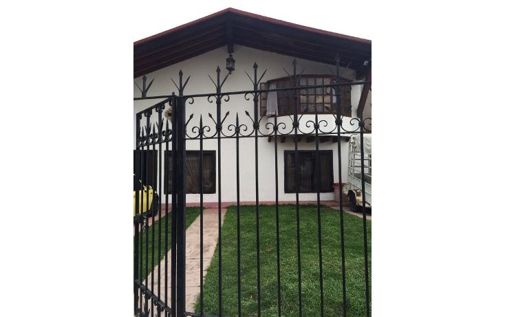 Foto de casa en venta en  , san carlos, metepec, méxico, 1896362 No. 01