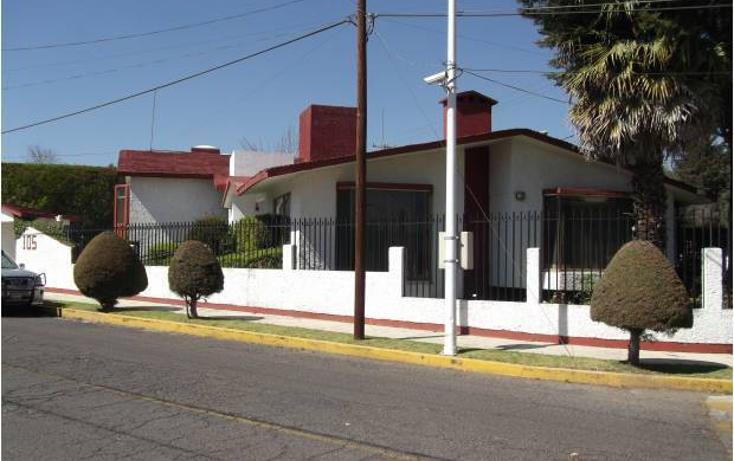 Foto de casa en venta en  , san carlos, metepec, méxico, 669161 No. 02