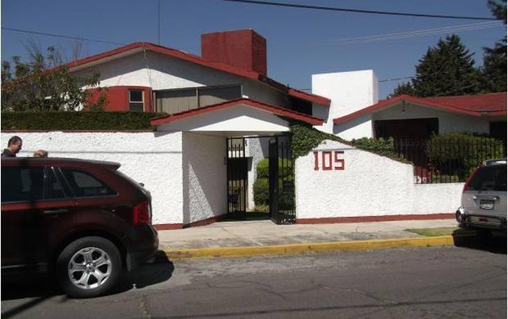 Foto de casa en venta en  , san carlos, metepec, méxico, 669161 No. 03