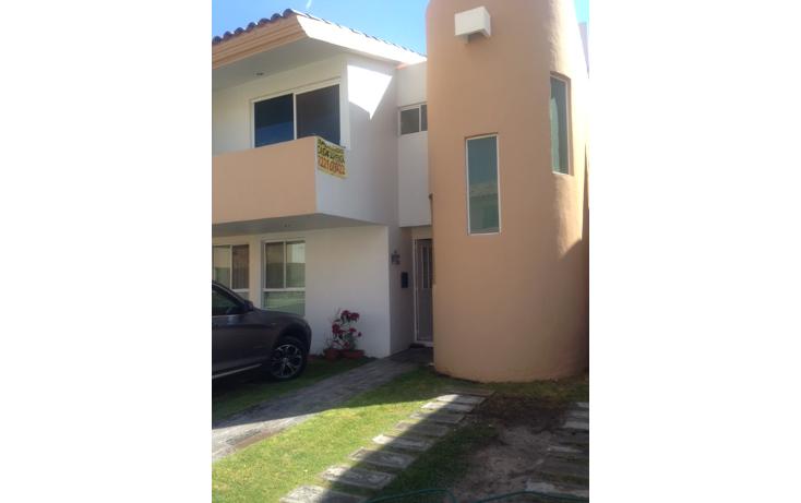 Foto de casa en venta en  , san carlos, san pedro cholula, puebla, 1725522 No. 01