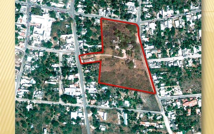 Foto de terreno comercial en venta en  , san carlos umán, umán, yucatán, 1971364 No. 01