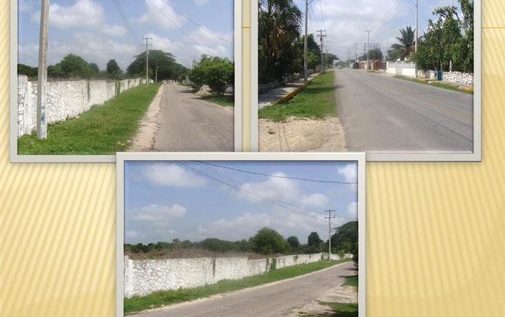 Foto de terreno comercial en venta en  , san carlos umán, umán, yucatán, 1971364 No. 05