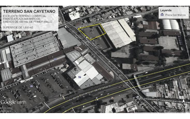 Foto de terreno comercial en venta en  , san cayetano, aguascalientes, aguascalientes, 1753932 No. 01