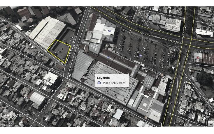 Foto de terreno comercial en venta en  , san cayetano, aguascalientes, aguascalientes, 1753932 No. 03