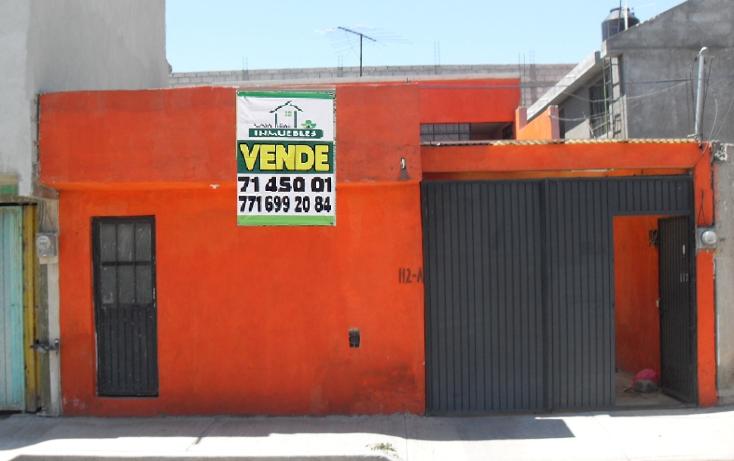 Foto de casa en venta en  , san cayetano el bordo, pachuca de soto, hidalgo, 1042563 No. 01