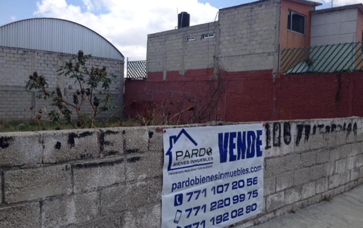 Foto de terreno habitacional en venta en  , san cayetano el bordo, pachuca de soto, hidalgo, 1750504 No. 01