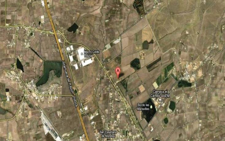 Foto de terreno habitacional en venta en  , san cayetano morelos, toluca, méxico, 1299937 No. 02