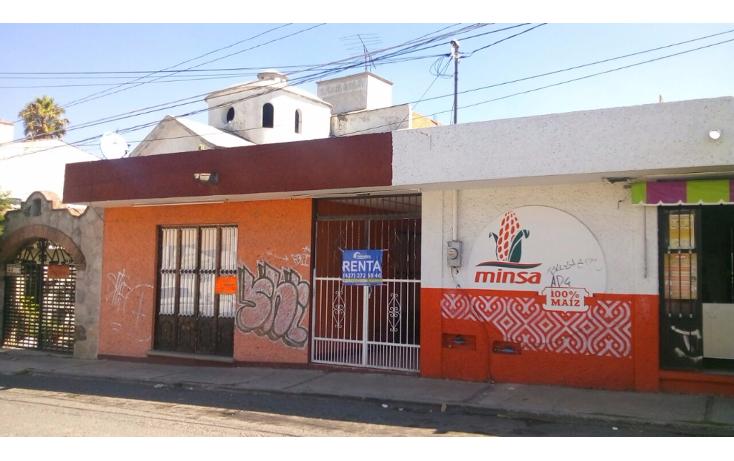Foto de local en renta en  , san cayetano, san juan del río, querétaro, 1496081 No. 01