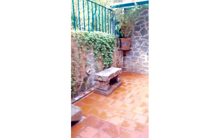 Foto de casa en venta en  , san clemente norte, ?lvaro obreg?n, distrito federal, 1657407 No. 20