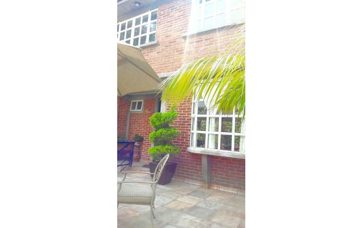 Foto de casa en venta en  , san clemente norte, ?lvaro obreg?n, distrito federal, 1657407 No. 28