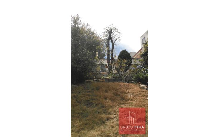 Foto de terreno habitacional en venta en  , san clemente sur, ?lvaro obreg?n, distrito federal, 1939953 No. 01