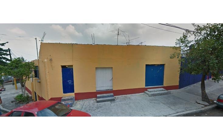 Foto de terreno habitacional en venta en  , san clemente sur, álvaro obregón, distrito federal, 1939957 No. 01