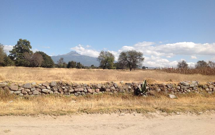 Foto de terreno comercial en renta en  , san cosme, san pablo del monte, tlaxcala, 1267785 No. 01