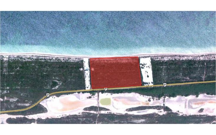 Foto de terreno comercial en venta en  , san crisanto, sinanché, yucatán, 1050987 No. 01