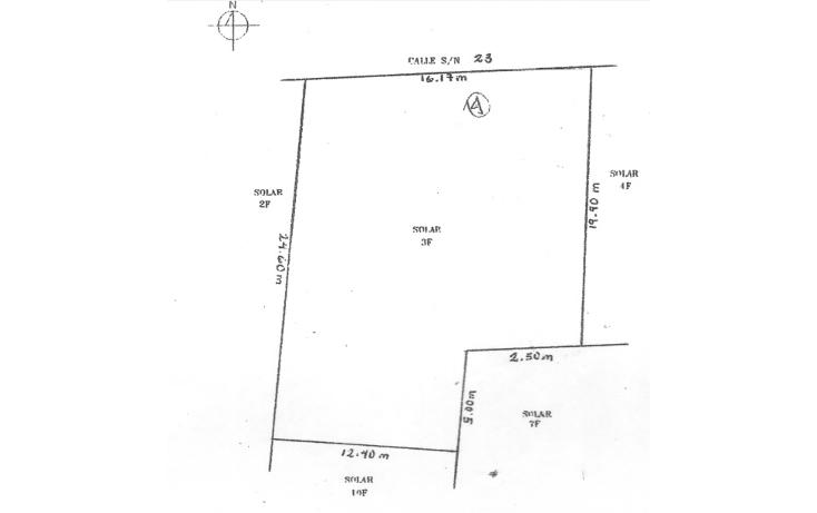Foto de terreno habitacional en venta en  , san crisanto, sinanché, yucatán, 1137871 No. 09