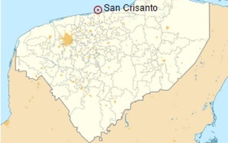 Foto de terreno habitacional en venta en  , san crisanto, sinanché, yucatán, 1137871 No. 10