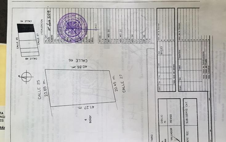Foto de casa en venta en  , san crisanto, sinanché, yucatán, 1729816 No. 10