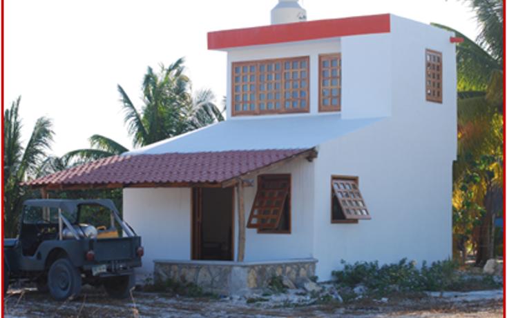 Foto de rancho en venta en  , san crisanto, sinanché, yucatán, 478252 No. 01