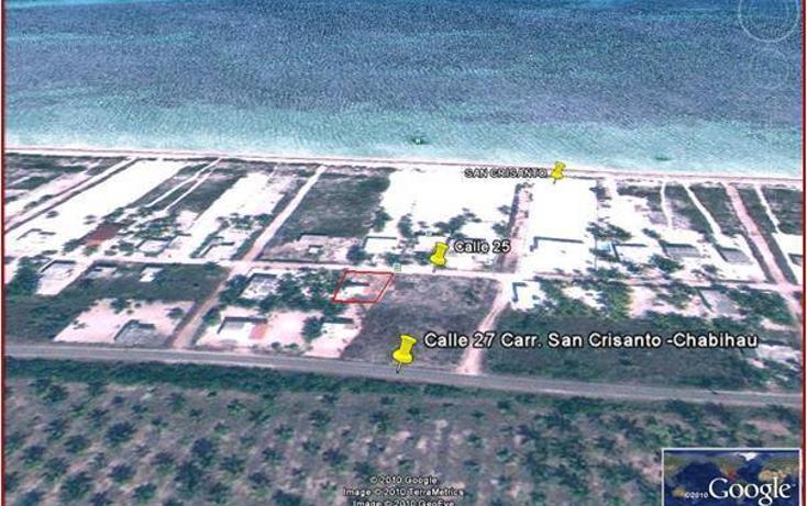 Foto de rancho en venta en  , san crisanto, sinanché, yucatán, 478252 No. 03