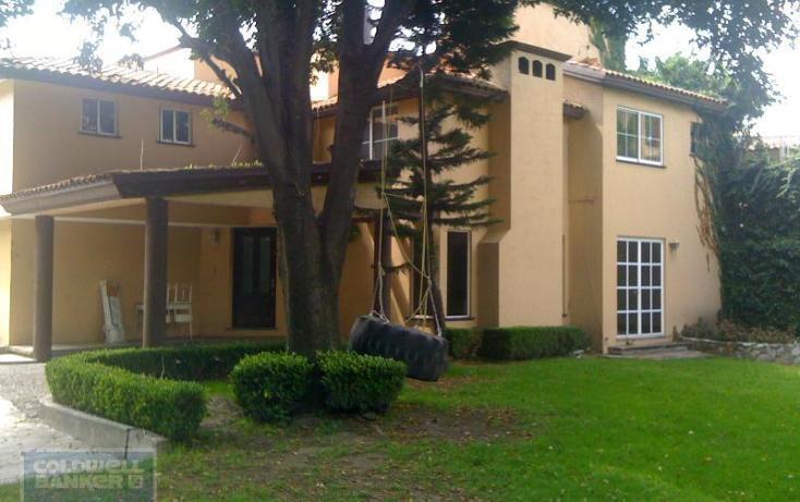 Foto de casa en condominio en venta en san cristobal 11, santa maría la calera, puebla, puebla, 1968313 No. 01