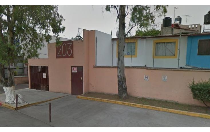 Foto de casa en venta en  , san cristóbal centro, ecatepec de morelos, méxico, 1618404 No. 01