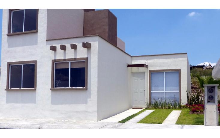Foto de casa en venta en  , san cristóbal chacón, mineral de la reforma, hidalgo, 1127641 No. 02
