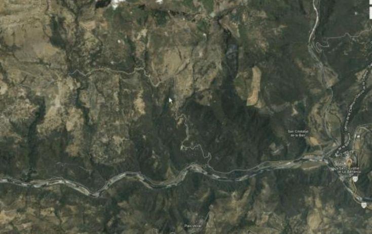 Foto de terreno comercial en venta en, san cristóbal de la barranca, san cristóbal de la barranca, jalisco, 1554652 no 02