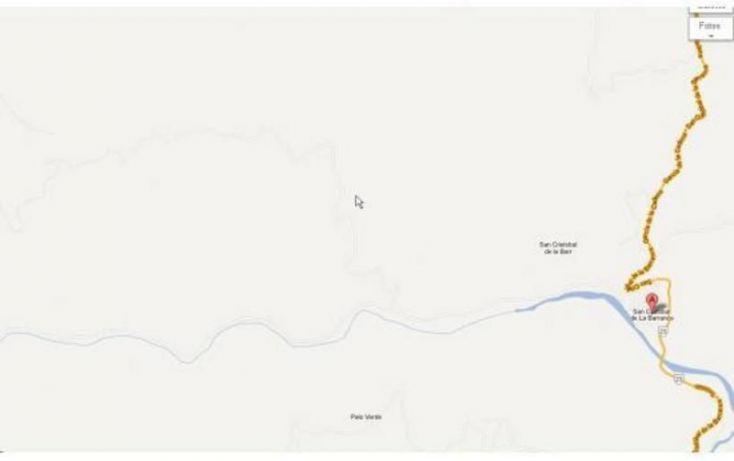 Foto de terreno comercial en venta en, san cristóbal de la barranca, san cristóbal de la barranca, jalisco, 1554652 no 04
