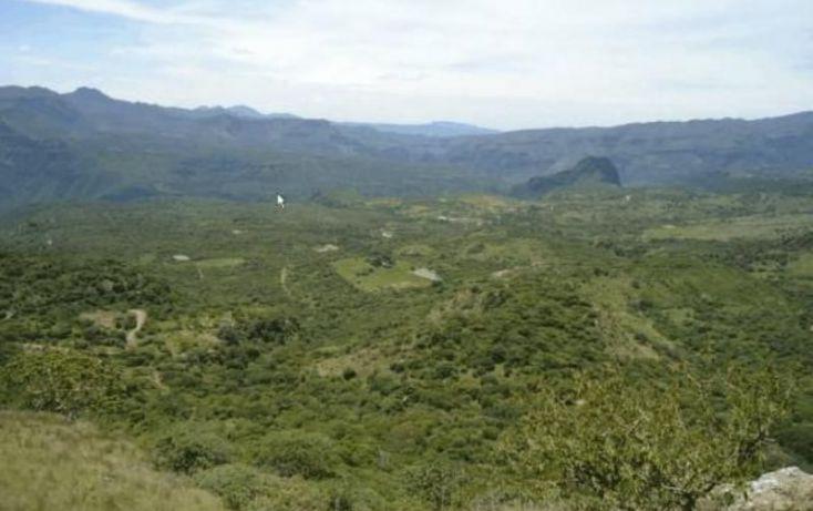 Foto de terreno comercial en venta en, san cristóbal de la barranca, san cristóbal de la barranca, jalisco, 1554652 no 05