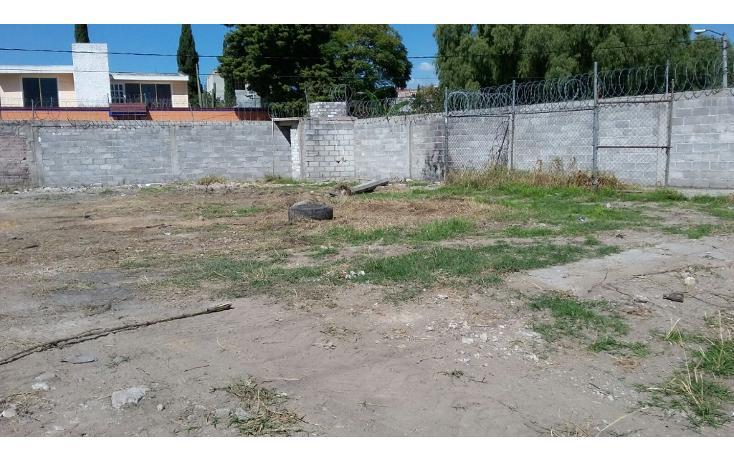 Foto de terreno habitacional en renta en  , san cristóbal, ecatepec de morelos, méxico, 1708046 No. 02
