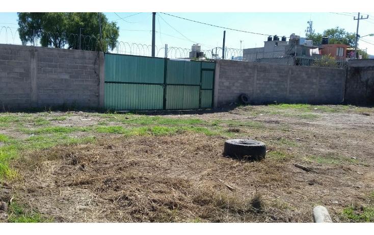 Foto de terreno habitacional en renta en  , san cristóbal, ecatepec de morelos, méxico, 1708046 No. 07