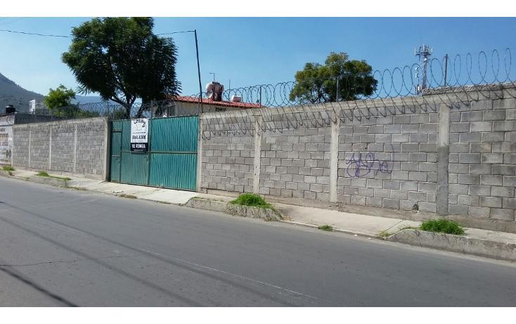 Foto de terreno habitacional en renta en  , san cristóbal, ecatepec de morelos, méxico, 1708046 No. 08