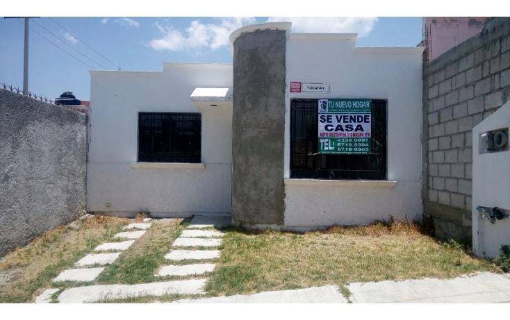 Foto de casa en venta en  , san cristóbal, mineral de la reforma, hidalgo, 1862238 No. 01