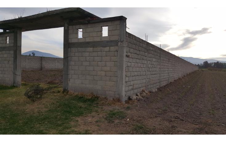 Foto de terreno habitacional en venta en  , san cristóbal tecolit, zinacantepec, méxico, 1780808 No. 05