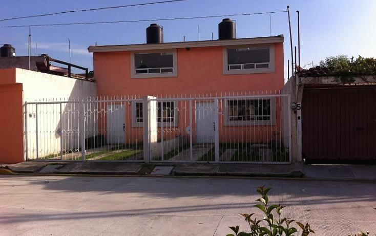 Foto de casa en renta en  , san cristóbal tepontla, san pedro cholula, puebla, 1183041 No. 01