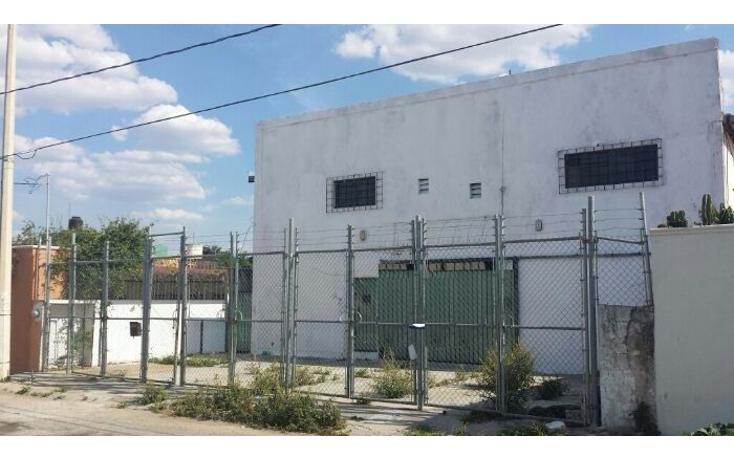 Foto de nave industrial en venta en  , san damián, mérida, yucatán, 1181563 No. 01