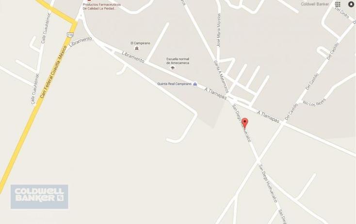 Foto de terreno habitacional en venta en  , san diego chalcatepehuacán, ayapango, méxico, 1683633 No. 04