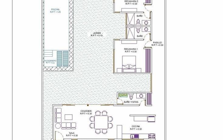 Foto de casa en venta en, san diego, cuncunul, yucatán, 1370213 no 20