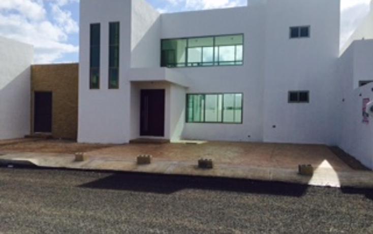Foto de casa en venta en  , san diego, cuncunul, yucat?n, 1375687 No. 01
