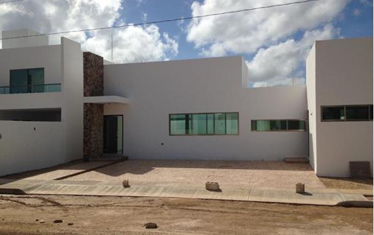 Foto de casa en venta en  , san diego, cuncunul, yucatán, 1498747 No. 01