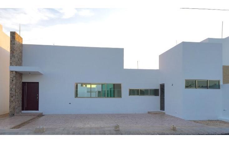 Foto de casa en venta en  , san diego, cuncunul, yucatán, 1681036 No. 01