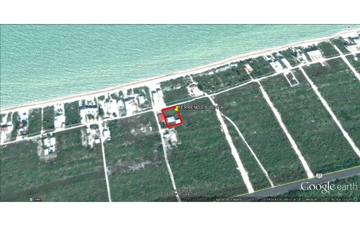 Foto de terreno habitacional en venta en  , san diego, dzemul, yucatán, 1058193 No. 02