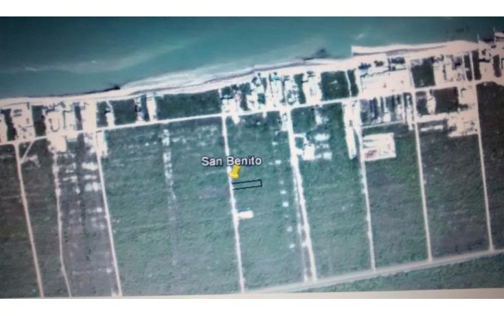 Foto de terreno habitacional en venta en  , san diego, dzemul, yucatán, 1182227 No. 01