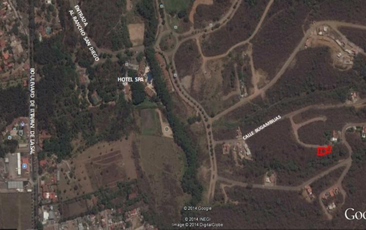Foto de terreno habitacional en venta en  , san diego, ixtapan de la sal, méxico, 946751 No. 01