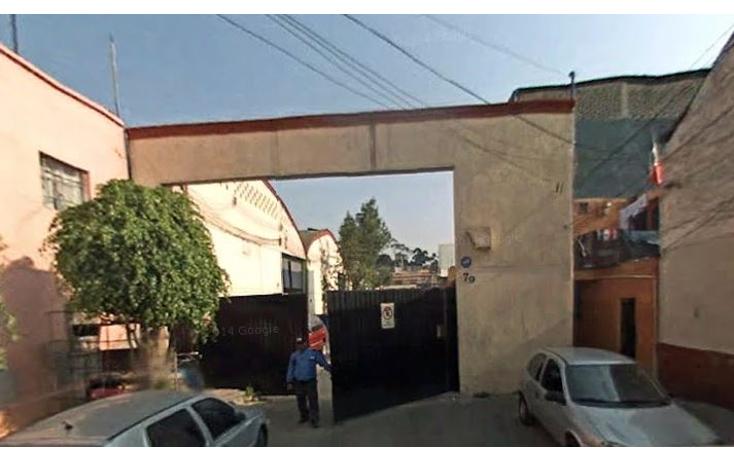 Foto de bodega en venta en  , san diego ocoyoacac, miguel hidalgo, distrito federal, 1605032 No. 01
