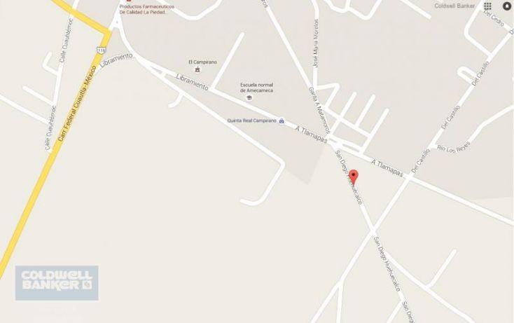 Foto de terreno habitacional en venta en san diego, san diego, ayapango, estado de méxico, 1683633 no 04