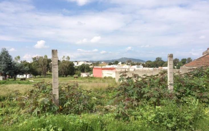 Foto de terreno habitacional en venta en pirules , san diego, san pedro cholula, puebla, 1410649 No. 07